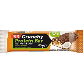 NAMEDSPORT Crunchy Protein Bar Box 24 x 40g, Coconut Dream